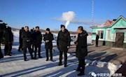林管局副局长刘志深入新林区检查野生兴安杜鹃保护管理工作