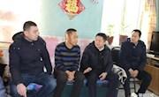 不一样的春节问候—十八站林业局党政领导分别走访慰问
