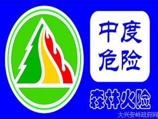 大兴安岭地区3月18日天气与森林火险等级预测