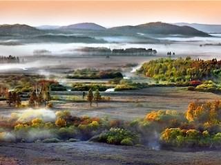 南瓮河湿地