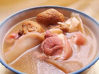 黄芪猴头汤