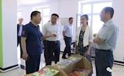 图强林业局党委副书记、局长王成军带领考察团外出考察学习