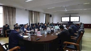 新林区迅速贯彻落实地区防汛工作紧急视频调度会议精神