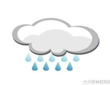 大兴安岭地区9月17日天气与森林火险等级预测