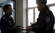 行署副专员、地区公安局党委书记、局长赵清深入漠河市公安局慰问一线民警