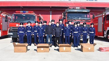 呼玛县全力做好抢险救援物资后勤保障工作