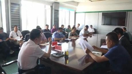 图强林业局林下资源采摘工作推进会议召开